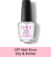 nail envy dry & brittle