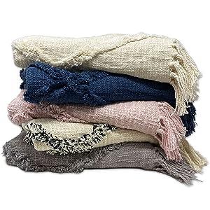 Aspen Throw Blankets