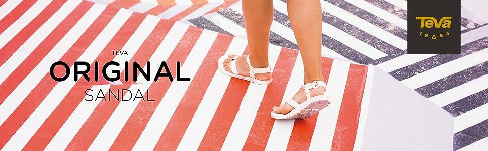 Teva original sandal, travel, holiday, footwear, outdoor, women, shoes, backpacking, city trip