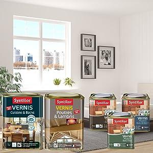 bois, intérieur, bricolage, syntilor, cuisine, bain, poutres, entretien, renovation, lambris, ciré