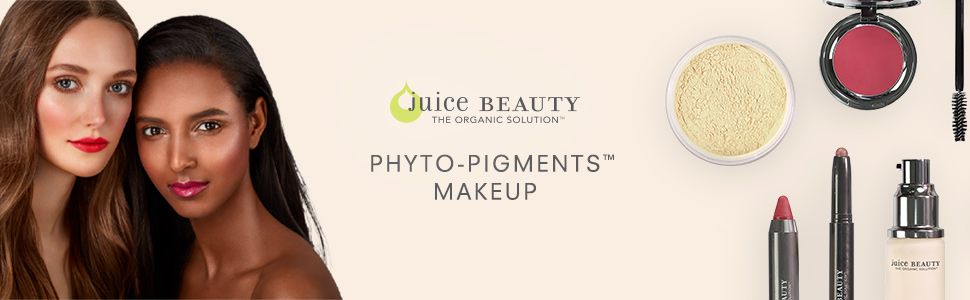 Juice beauty logo clean beauty organic cruelty free peta certified sustainable packaging