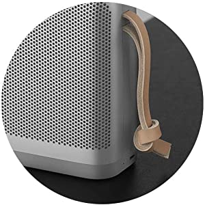 A2 ACTIVE STONE GREY PORTABLE BLUETOOTH SPEAKER RRP $599 B/&O PLAY BEOPLAY