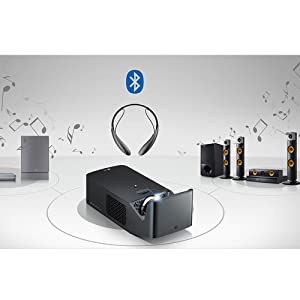 Lg Electronics Minibeam Tragbare Led Projektor 4069561 Heimkino Tv Video