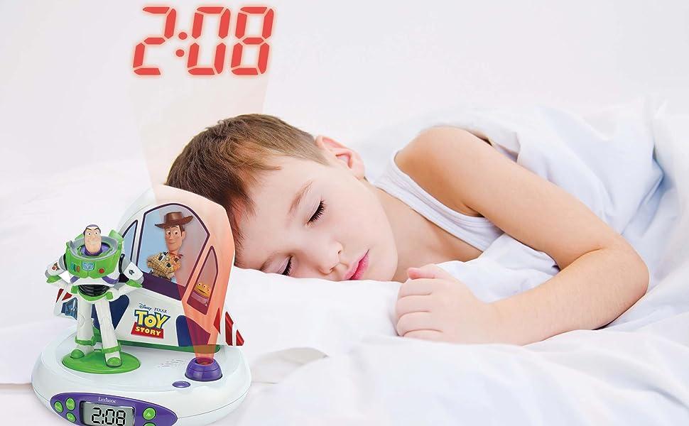 Amazon.es: Lexibook Toy Story, Disney Pixar-Radio Reloj ...