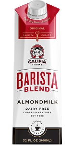 Coffee Creamer, Dairy Free, Plant Based, Half, Almondmilk, Coconut, Vanilla, Hazelnut, Unsweetened