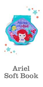 Disney Little Mermaid soft book
