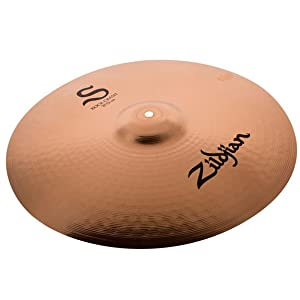 zildjian, rock crash, 20, beginner, starter, bundle, pro, professional, quality, S Family