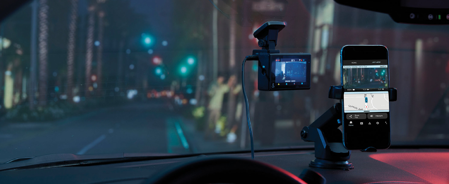 SC 200D Dash Camera