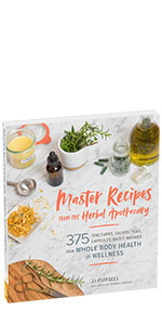 Master Recipes from the Herbal Apothecary Medicinal Foraging Guides