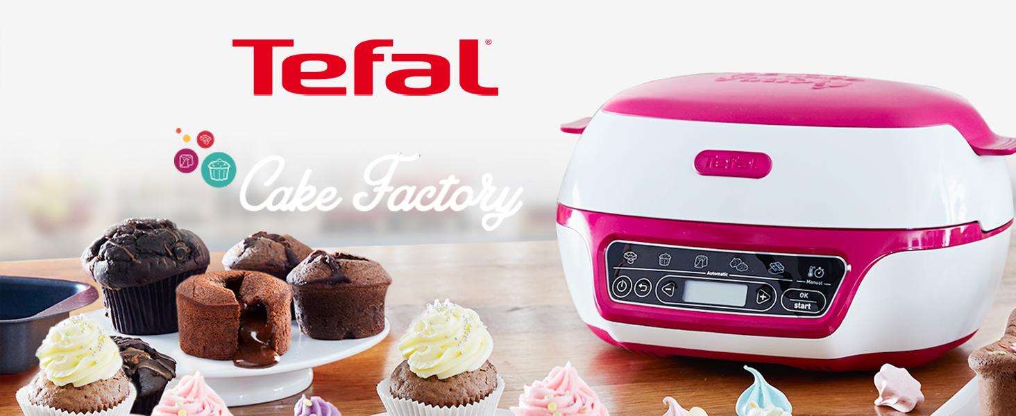 Cake Factory Tefal Patisserie