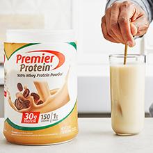Protein Powder, Stir mix