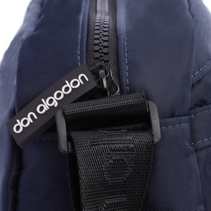 bolso bandolera para mujer don algodon bimba y lola asa con logo grabado resisente calidad