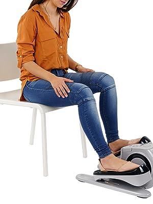 Amazon.com : Sunny Health & Fitness EZ Stride Motorized