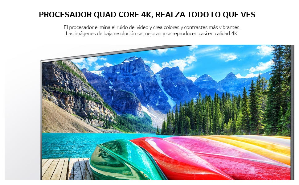 Televisor LG 49UN7390