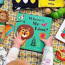 pop up baby gift stocking filler bestseller novelty toddler activity gruffalo spot ten little age 1