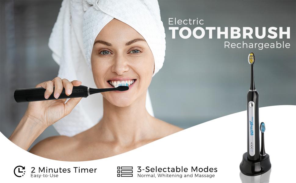 Electric toothbrush, toothbrush, Oral toothbrush, pyle toothbrush,