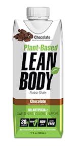 Lean Body RTD Plant Based