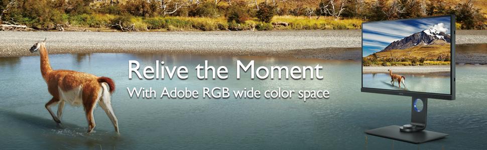 Adobe RGB wide colour space