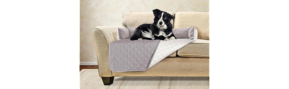 Amazon.com : FurHaven Pet Furniture Cover | Sofa Buddy