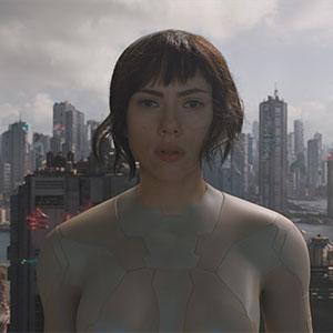 Scarlett Johansson as Major
