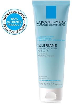 toleriane; foaming;cream cleanser;