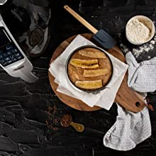 Recette à consulter : gâteau à la banane friteuse à air chaud multifonctionnelle