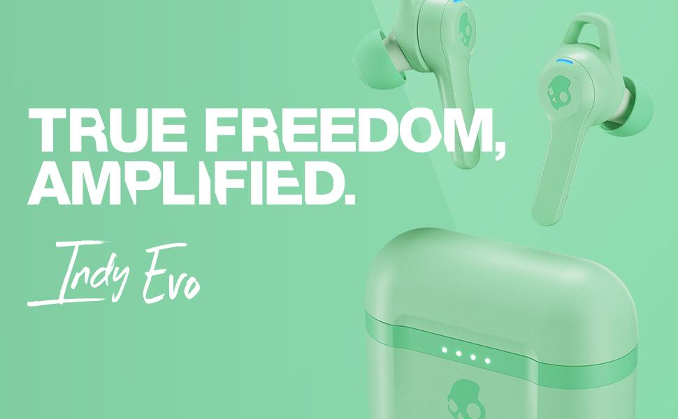 Indy Evo - True Freedom, Amplified