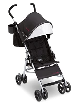 stroller baby features visor weather comfort protection support