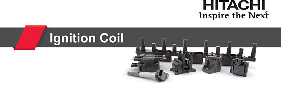 Hitachi Ignition coil - Inspire the Next - Banner 1