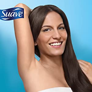 Suave Antiperspirant Deodorant, Sweet Pea and Violet - Formulated for Women