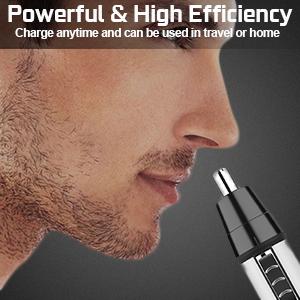 nose hair trimmer for men