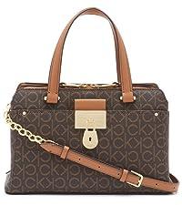 Camille logo satchel
