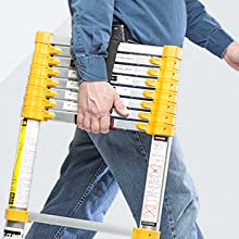 Ladder, Ladders, Telescoping Ladders. Contractor ladders, Construction ladders, Home improvement