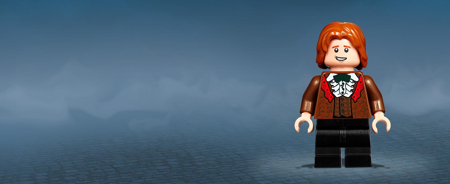 LEGO 75948 Harry Potter Torre del Reloj de Hogwarts, Juguete de Construcción