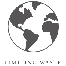 Limiting waste