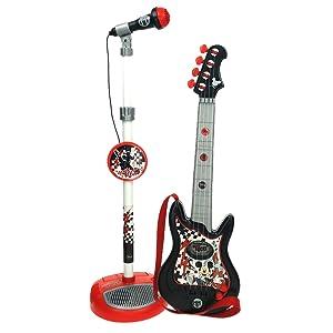 Mickey Mouse - Conjunto Guitarra y micrófono 5363