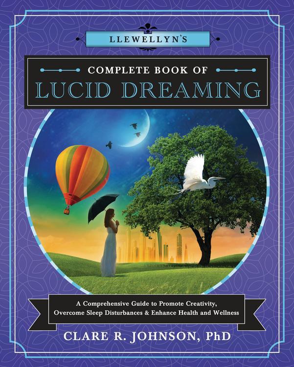Lucid dream book