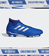 Amazon.com | adidas Kids' Predator 19.3 Firm Ground Soccer ...
