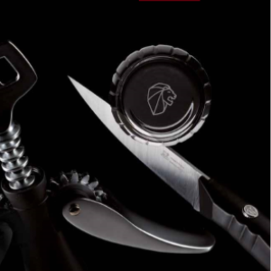 Peugeot knife and corkscrew