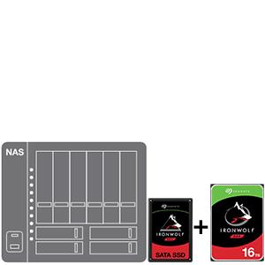 SSD-Caching mit Festplatten