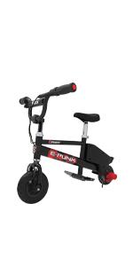 BMX bicicleta de rueda gruesa; bicis eléctricas de moda; súper compacta; bici eléctrica; micro bici