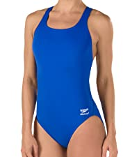 Speedo Women's Swimsuit One Piece Endurance+ Super Pro Solid Adult