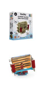 friction slider, maze, maze toy, marble toy