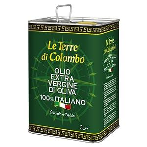 Olio; extra; vergine; oliva; italiano; latta; lattina; Italia;