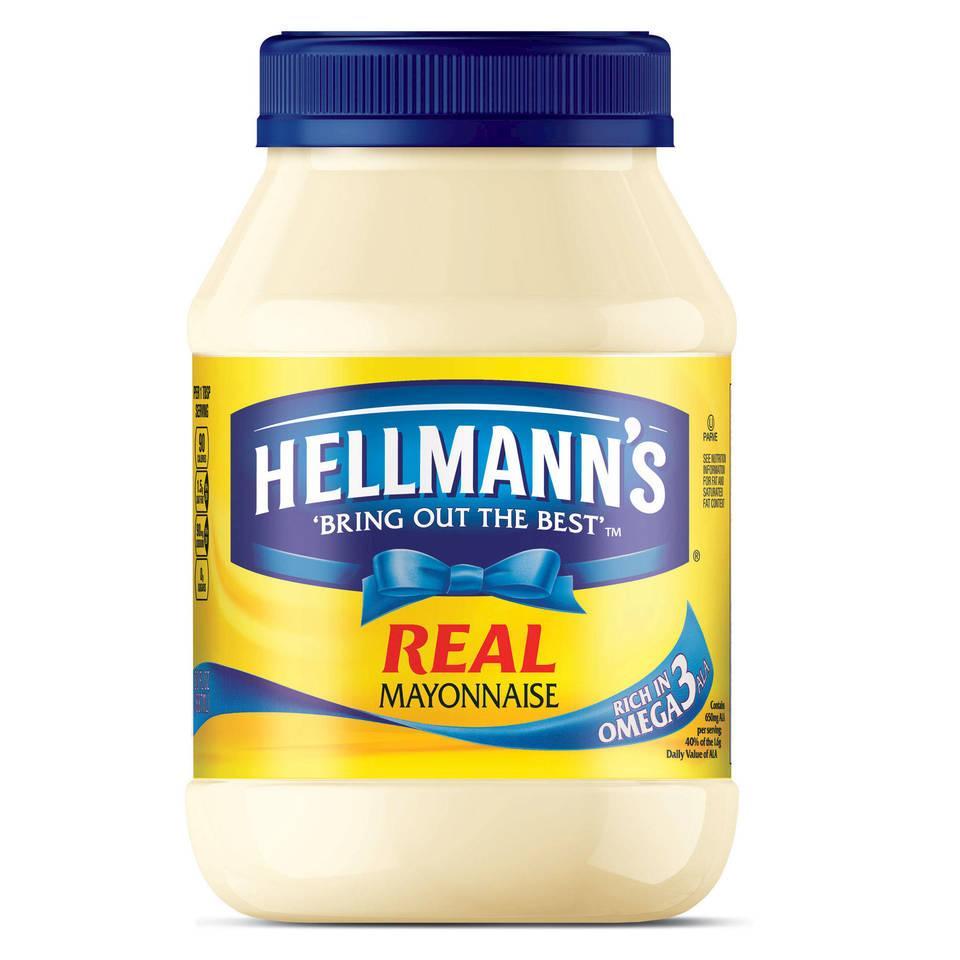 Hellmann S Real Mayonnaise 30oz Amazon Ca Grocery
