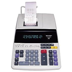 EL-1197PIII P3 printing calculator adding machine calculator with tape Canon Casio calculators