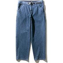 [ザノースフェイス] ロングパンツ デニムクライミングバギーパンツ メンズ