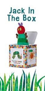 Hungry Caterpillar Jack in the Box