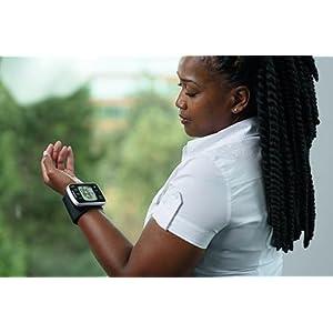 Omron wrist blood pressure monitor BP653