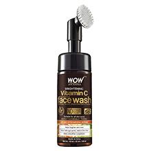 WOW Skin Science Brightening Vitamin C Foaming Face Wash